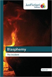 BLASPHEMY FRONT COVER
